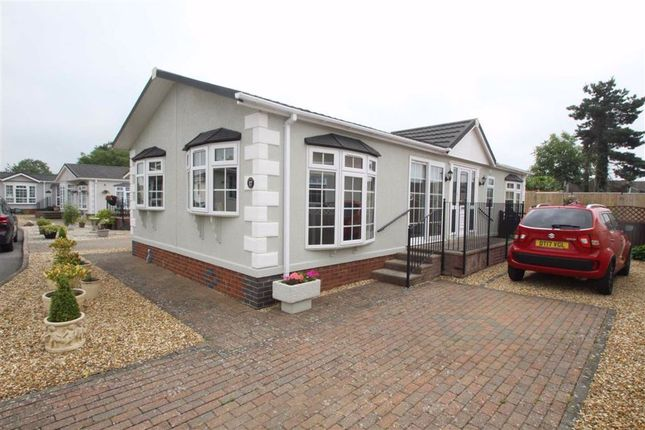 Thumbnail Detached bungalow for sale in Whittington Road, Gobowen, Oswestry