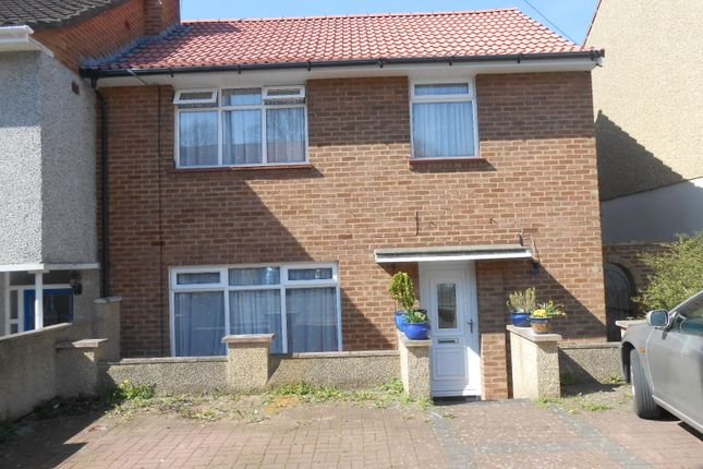 Thumbnail Semi-detached house to rent in Stoneleigh Crescent, Knowle - Bristol