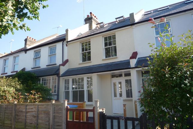 Thumbnail Terraced house to rent in Kings Road, Long Ditton, Surbiton