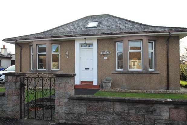 Thumbnail Bungalow to rent in South Street, Stirling