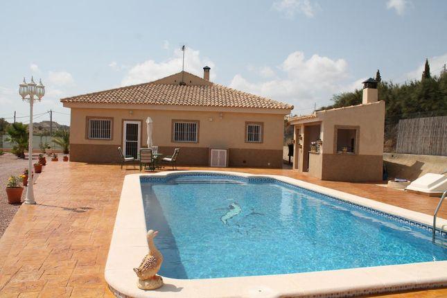 3 bed villa for sale in Abanilla, Murcia, Spain