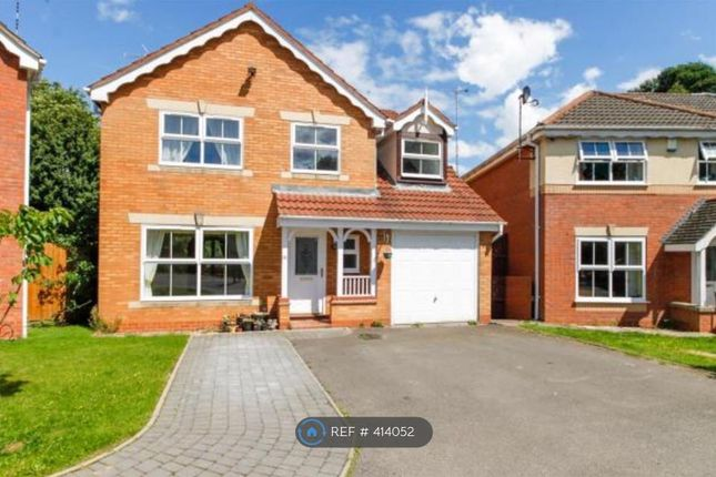 Thumbnail Detached house to rent in Poplar Grove, Coventry