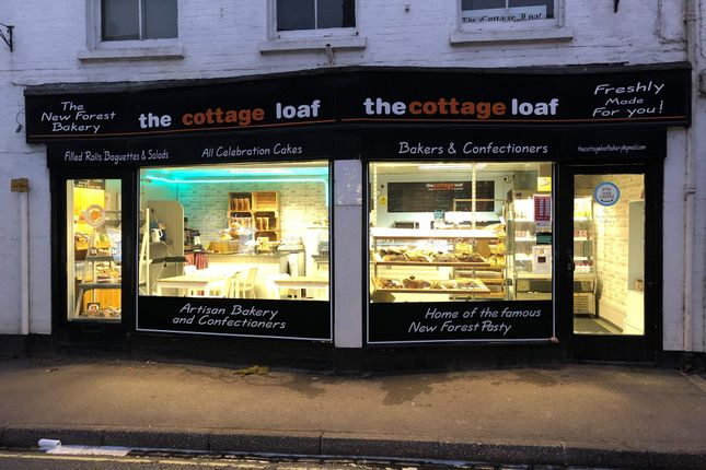 Thumbnail Commercial property for sale in Bakery, Fordingbridge