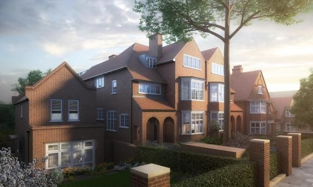 Thumbnail Maisonette for sale in Kidderpore Green, Hampstead, London