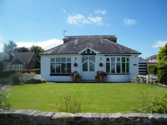 Thumbnail Bungalow for sale in Swanlow Lane, Winsford, Cheshire