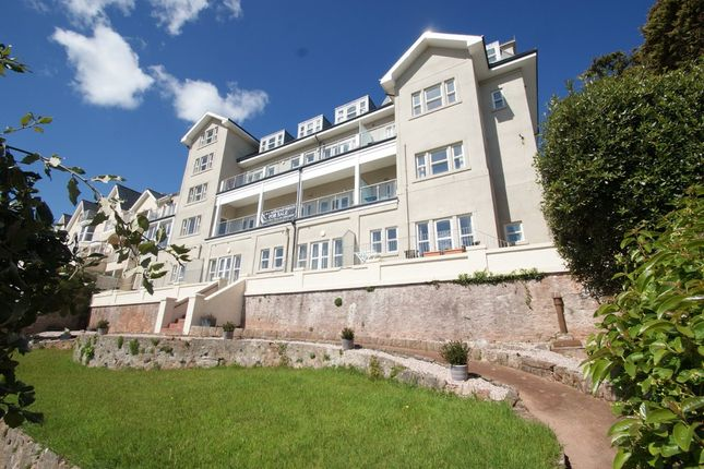 Thumbnail Flat to rent in Warren Road, Torquay