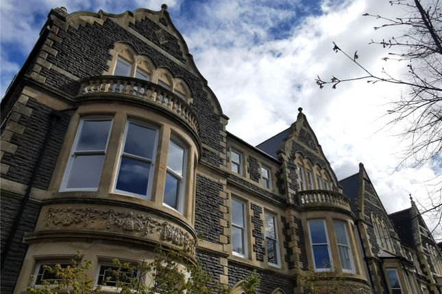 Thumbnail Property for sale in Apartment 9, Kestral Mews, Cathedral Road, Cardiff