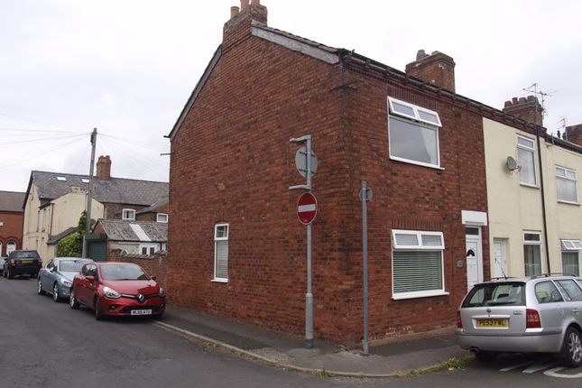 2 bed end terrace house for sale in Greenall Road, Northwich CW9