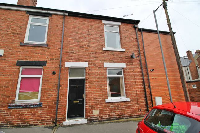 Thumbnail Terraced house to rent in James Street, Bishop Auckland