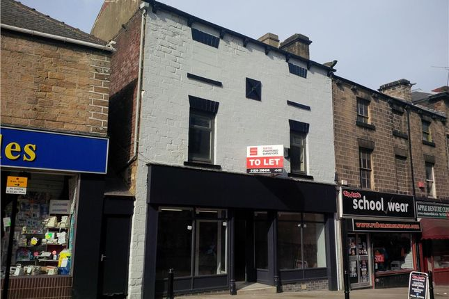 Thumbnail Retail premises to let in 27 New Street, Barnsley