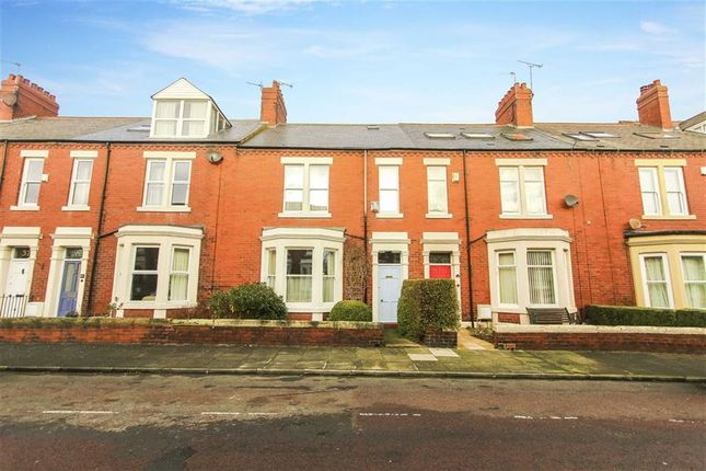 Thumbnail Terraced house for sale in Albury Park Road, Tynemouth, Tyne And Wear