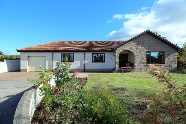 Thumbnail Detached bungalow for sale in Elvin Place, Findhorn, Forres