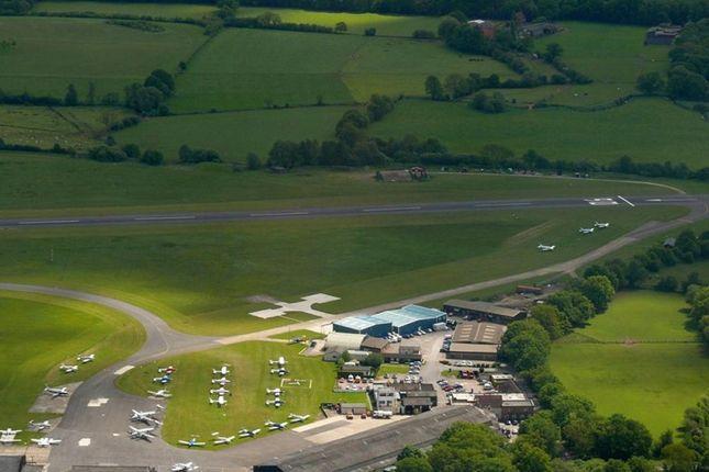 Thumbnail Industrial to let in Fairoaks Airport, Chertsey Road, Woking