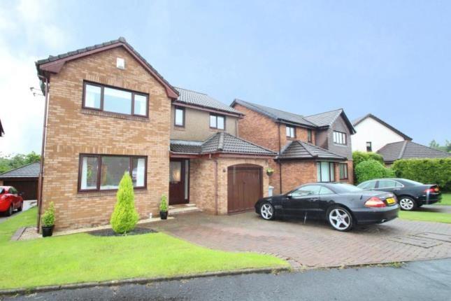 Thumbnail Detached house for sale in Macdonald Avenue, Stewartfield, East Kilbride
