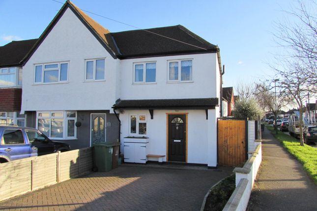 End terrace house for sale in Buckhurst Avenue, Carshalton