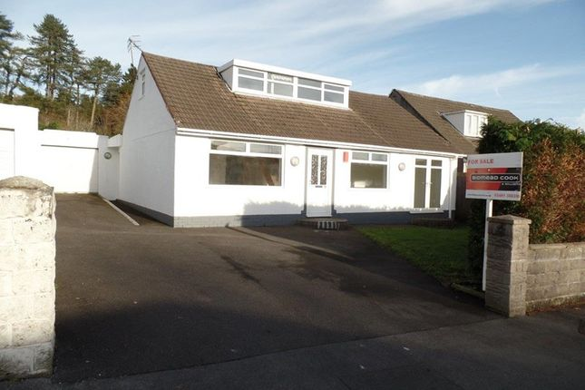 Thumbnail Detached bungalow for sale in Pandy Close, Merthyr Tydfil