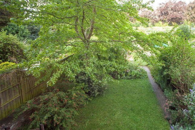 Communal Gardens of Marlborough Buildings, Bath BA1