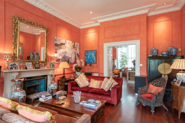 Thumbnail Maisonette for sale in Sutherland Avenue, Little Venice, London