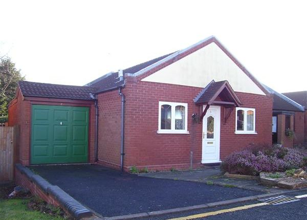 Thumbnail Bungalow to rent in Prophets Close, Batchley, Redditch
