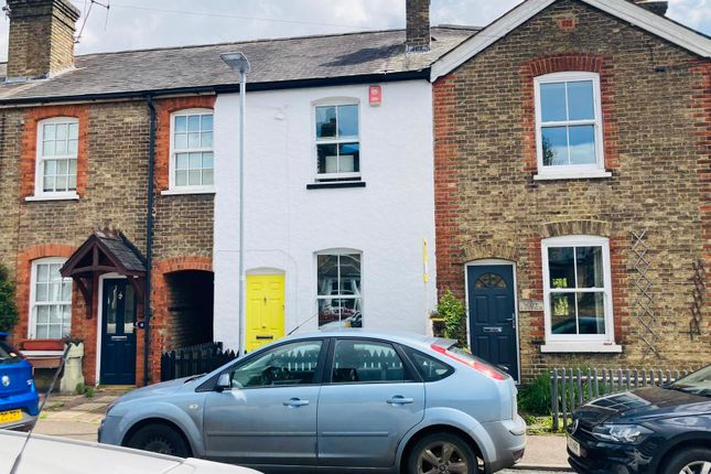 2 bed terraced house for sale in Gladstone Road, Ware SG12