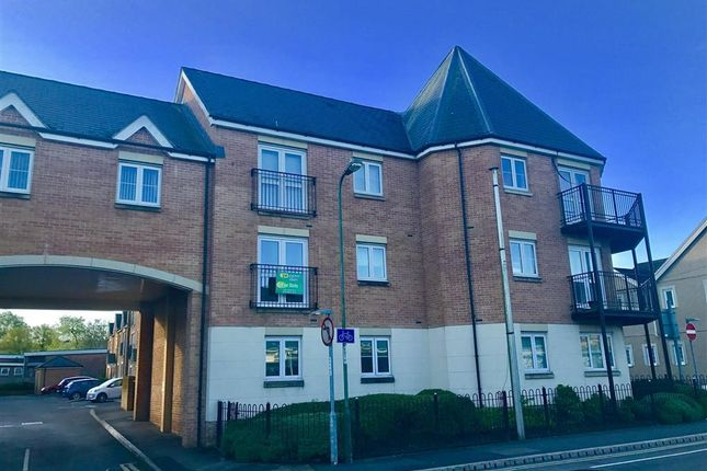 Thumbnail Flat to rent in North View Terrace, Caerphilly