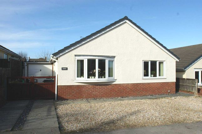 Thumbnail Detached bungalow to rent in Y Nant, Rhewl, Holywell, 9Qu.