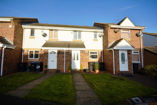 Thumbnail Terraced house to rent in Brinkburn, Chester Le Street