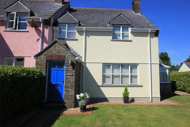 3 bed semi-detached house for sale in Woodlands, Cromwell Drive, Redberth, Tenby SA70