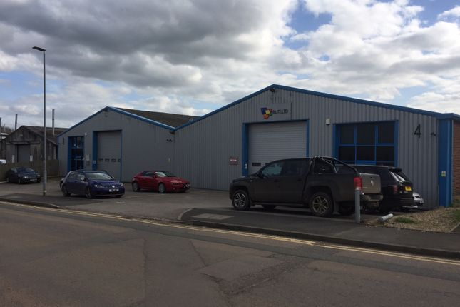 Thumbnail Industrial for sale in 26 Riverside, Market Harborough