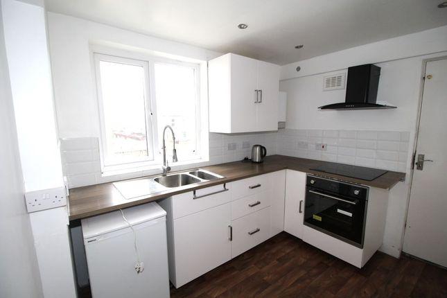 Thumbnail Flat to rent in Hambledon Street, Blyth