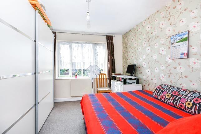 Bedroom 1 of Westbourne Court, Westbourne Road, Darlaston, Wednesbury WS10