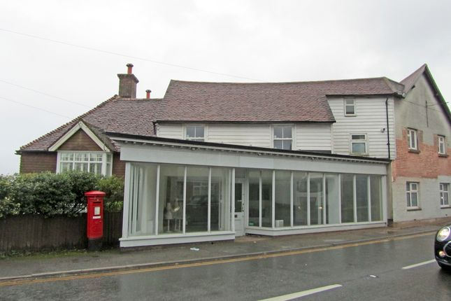 Thumbnail Retail premises for sale in Mountfields, High Street, Cross-In-Hand