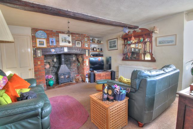 Thumbnail Semi-detached house for sale in The Broadway, Lambourn, Hungerford
