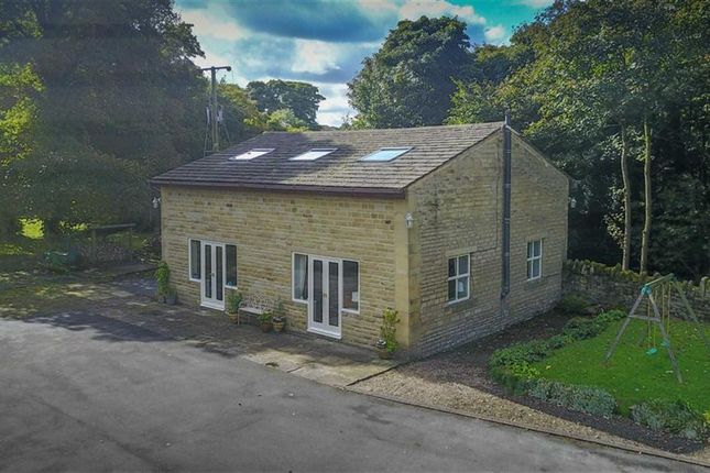 Thumbnail Detached house for sale in Woodfield Road, Cullingworth, West Yorkshire