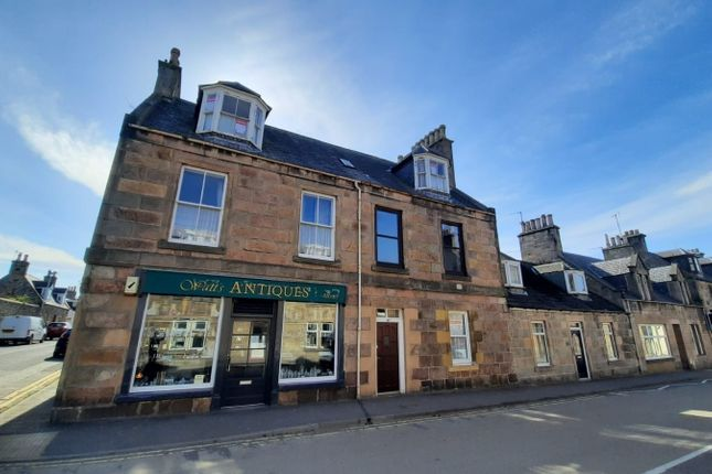 Thumbnail Flat for sale in High Street, Fochabers