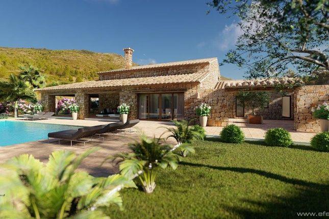 Thumbnail Land for sale in Partida Murtes Poligono 11, Jalon, Alicante, Valencia, Spain