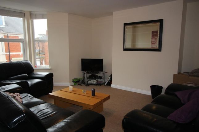Thumbnail Terraced house to rent in Holmwood Grove, Jesmond, Newcastle Upon Tyne