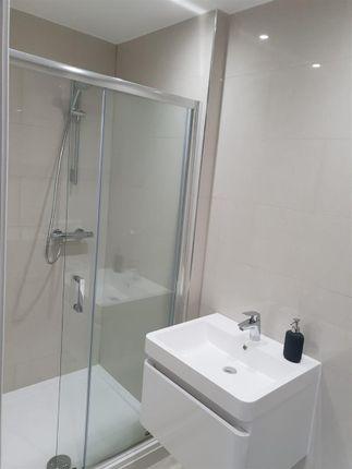 Shower Room of St. Nicholas Close, King's Lynn PE30