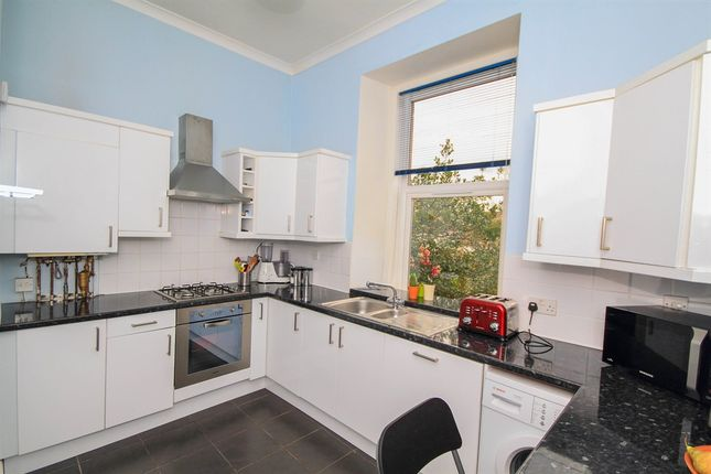 Thumbnail Flat for sale in Old Castle Road, Cathcart, Glasgow