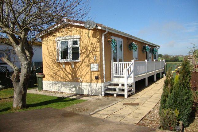 Thumbnail Mobile/park home for sale in Grove Road, Summer Lane Caravan Park, Banwell