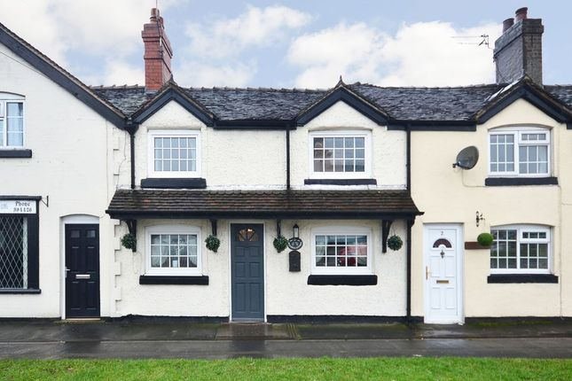 Thumbnail Cottage for sale in Hilderstone Road, Meir Heath