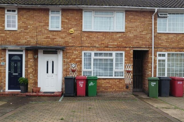 Thumbnail Terraced house to rent in Pemberton Road, Slough