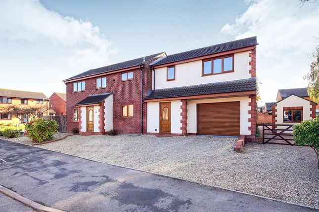 Thumbnail Detached house for sale in Monmouth Avenue, Weymouth