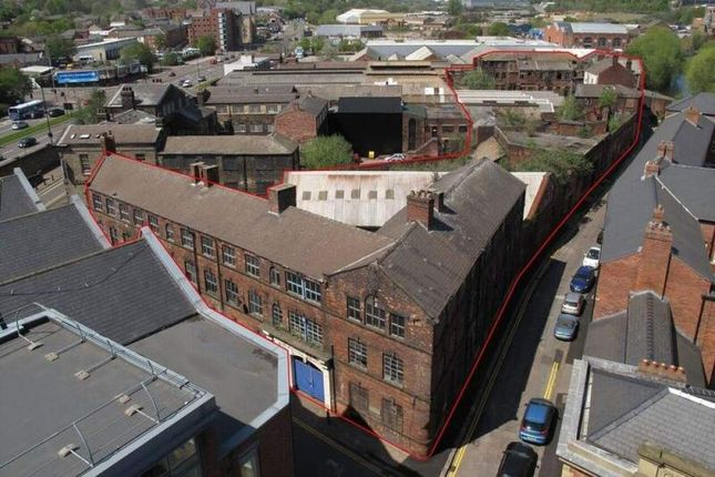 Thumbnail Land for sale in Cornish Works, Sheffield
