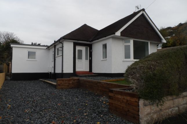 Thumbnail Detached bungalow to rent in Chatsworth Close, Prestatyn