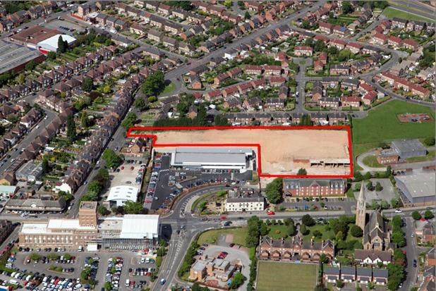 Land for sale in Daybrook, Nottingham