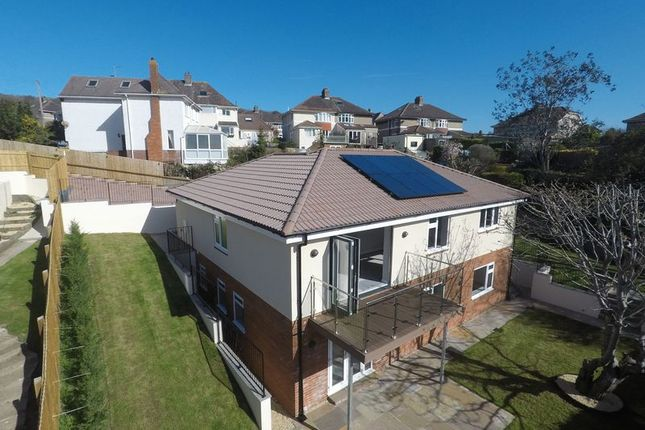 Thumbnail Detached house for sale in Polden Road, Weston-Super-Mare