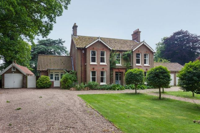 4 bed detached house for sale in Coltishall Road, Belaugh, Norwich