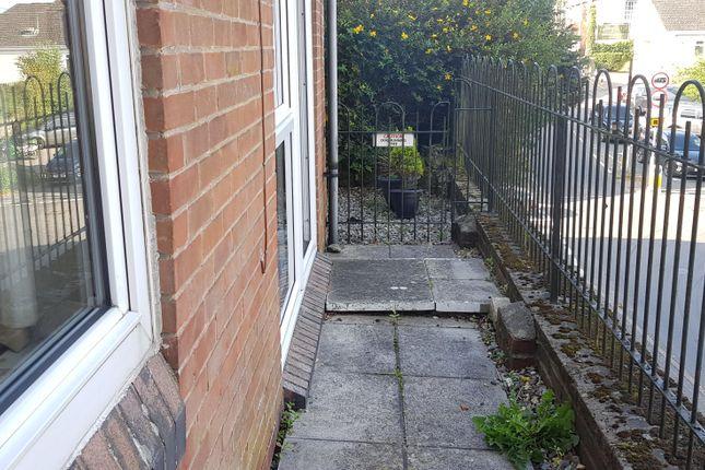 Balcony of Bleke Street, Shaftesbury SP7