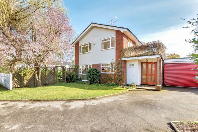 Thumbnail Detached house for sale in Chapel Lane, Reading